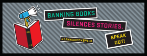 Read more about the article Banned Books Week Scavenger Hunt Winner!